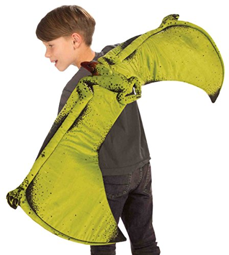 Forum Kids Dinosaur Plush Halloween Costume Wings