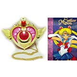 Sailor Moon Pretty Soldier Usagi Tsukino Necklace