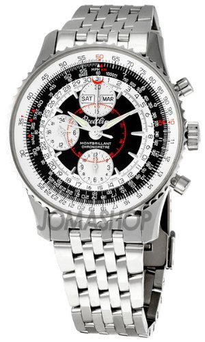 Breitling Men's A2133012/B993SS MontBrillant Chronograph Watch