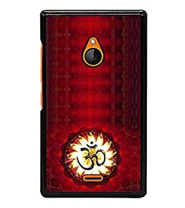 ifasho Designer Phone Back Case Cover Nokia XL ( Quotes On Act Like A Man Boss )