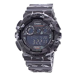 Casio Digital Grey Dial Mens Watch - GD-120CM-8DR(G514)