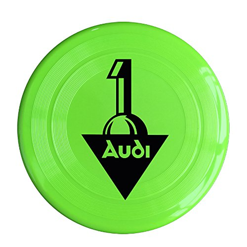 PTCY Audi Cars Logo Emblem Disc For Women Size One Size KellyGreen