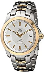TAG Heuer Men's WJF1152.BB0579 Two-Tone Link Quartz Watch