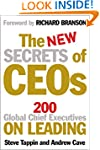 The New Secrets of CEOs: 200 Global C...