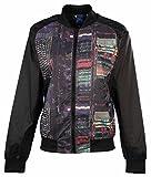 Adidas Originals Women's Tokyo Super Star Track Jacket-Black/White