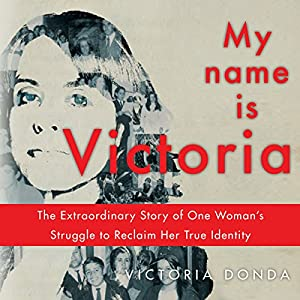 My Name Is Victoria Audiobook