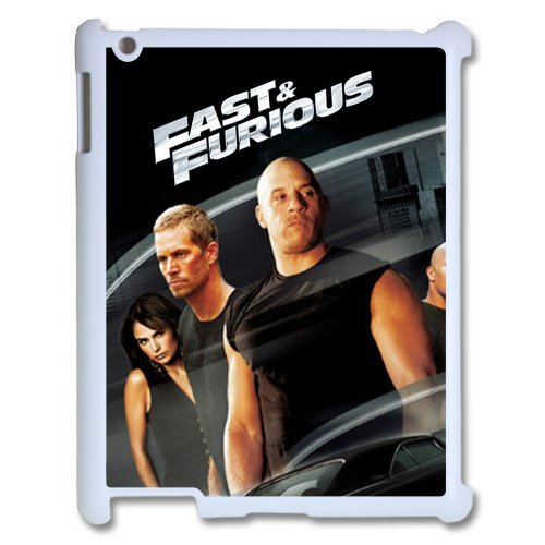 #1  New Classic Case by Hot Movie Fast & Furious Custom Design Perfect Color for iPad 3 Release