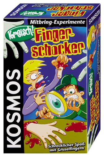 Kosmos 654023 - Horror-Mitbringexperiment Kreisch! Fingerschocker