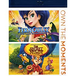 Ferngully/The Secret Of NIMH [Blu-ray]