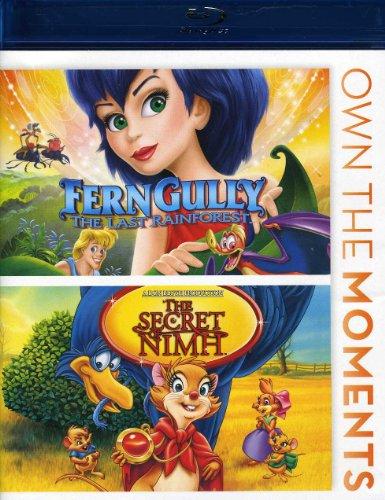 Ferngully/Secret of Nimh [Blu-ray] [Import]