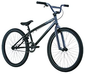 Diamondback Session 24 BMX Bike, Matte Black, 24-Inch Wheels