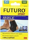 Futuro Sport Moisture Control Ankle Support, Adjustable