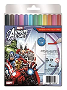 Marvel's The Avengers Colouring Pens