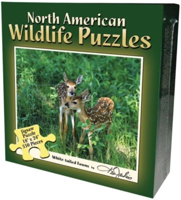 Boxed Puzzle - Fawn - 1