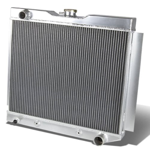 Dodge Charger Full Aluminum 3-Row Racing Radiator 4 Gen