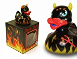 Devil Duck / Rubber Duck / Light Up Colour Changing LED