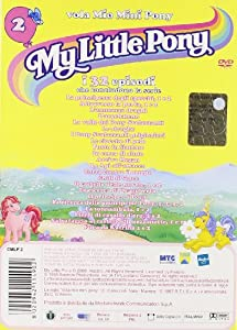 My Little Pony - Dvd Box 02 (Eps 33-64) (2 Dvd)