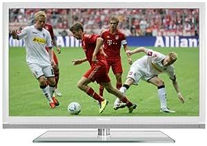 Grundig 26 VLE 8100 WG 66 cm (26 Zoll) LED-Backlight-Fernseher (HD-Ready, DVB-T/C/S2) weiß