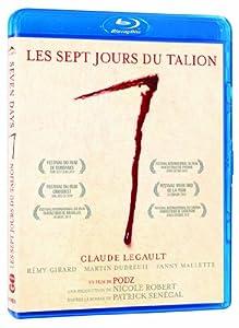 Les Sept Jours du Talion  / Seven Days (Bilingual) [Blu-ray] (Version française)