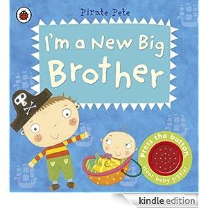 New Big Brother: A Pirate Pete book (Pirate Pete & Princess