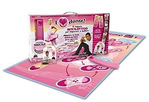 i love dance disco tapis interactif pour apprendre danser jeux et jouets. Black Bedroom Furniture Sets. Home Design Ideas