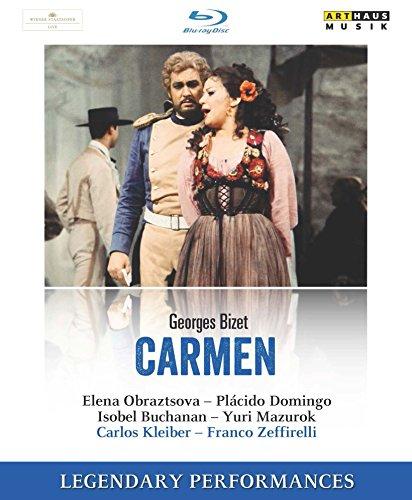 Bizet: Carmen (Legendary Performances) [Blu-ray]