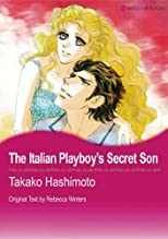 Mills & Boon comics: The Italian Playboy's Secret Son-Preview