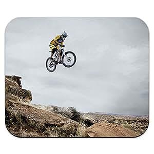 Mountain bike ciclismo mouse pad tappetino per mouse for Tappetino mouse fai da te