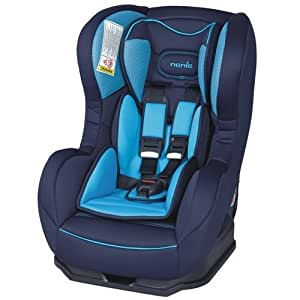 nania cosmo sp isofix car seat group 0 1 in hatrix blue. Black Bedroom Furniture Sets. Home Design Ideas