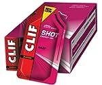 Clif Shot Energy Gel, Razz, 1.1-Ounce...