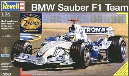 Revell - Maquette - Bmw Sauber F1 Team - Echelle 1:24