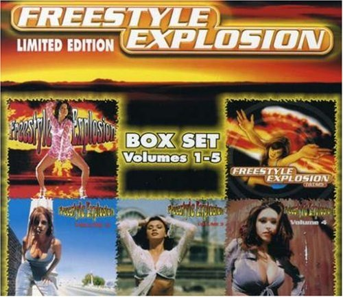FREESTYLE EXPLOSION 1-5