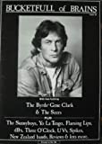 img - for Bucketfull of Brains magazine #24 - GENE CLARK of BYRDS cover + FLEXI DISC book / textbook / text book