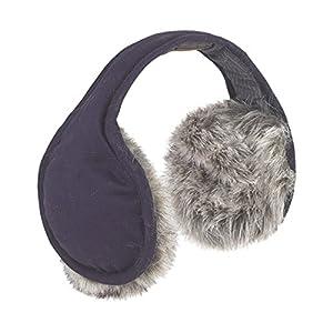 Brekka Damen Ohrenschützer Cotton Eco Earcover, Navy, One size, BRF14F634_NVY_TU