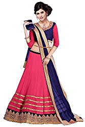 Unstiched 60gmGeorgette Party Wear Lehenga Choli