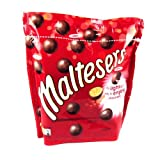 Maltesers Milk Chocolate With Honeycombed Centre Pouch, 121g