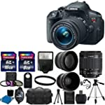 Canon EOS Rebel T5i 18.0 MP CMOS Digi...