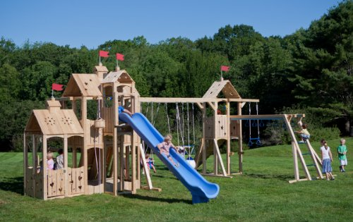 Cedarworks Frolic 11 Swing Set
