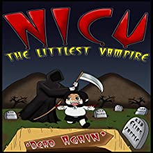 Nicu - The Littlest Vampire: In