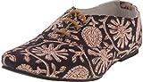 Shoecrea Women's Multi-Coloured Cotton Casual Shoe - 8 UK