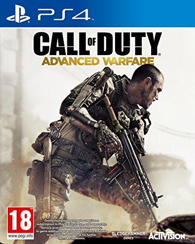 Call of Duty: Advanced Warfare (PS4) by ACTIVISION