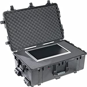 Pelican 1650-021-110 Large Rolling Hardware and Accessory Case without Foam