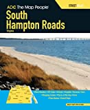 img - for ADC The Map People South Hampton Roads, Virginia: Street Atlas (South Hampton Roads, Virginia Street Map Book) book / textbook / text book