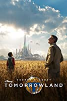Tomorrowland [Blu-ray] by Walt Disney Studios