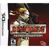 Commando: Steel Disaster - Nintendo DS ~ Zoo Games