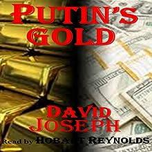 Putin's Gold: Korea Trilogy, Book 3 Audiobook by David Joseph Narrated by Hobart Reynolds