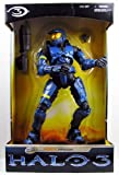 Halo 3 Blue Spartan Soldier Mark VI 12