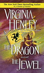 The Dragon and the Jewel (Dell Book)