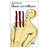 Haute Surveillance (0828836469) by Genet, Jean