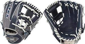 Buy Louisville Slugger 11.25-Inch TPX HD9 Hybrid Defense Ball Glove - Navy Gray (Right... by Louisville Slugger